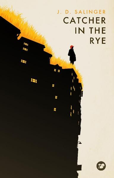 Book Cover Illustration Ideas : The catcher in rye coe review